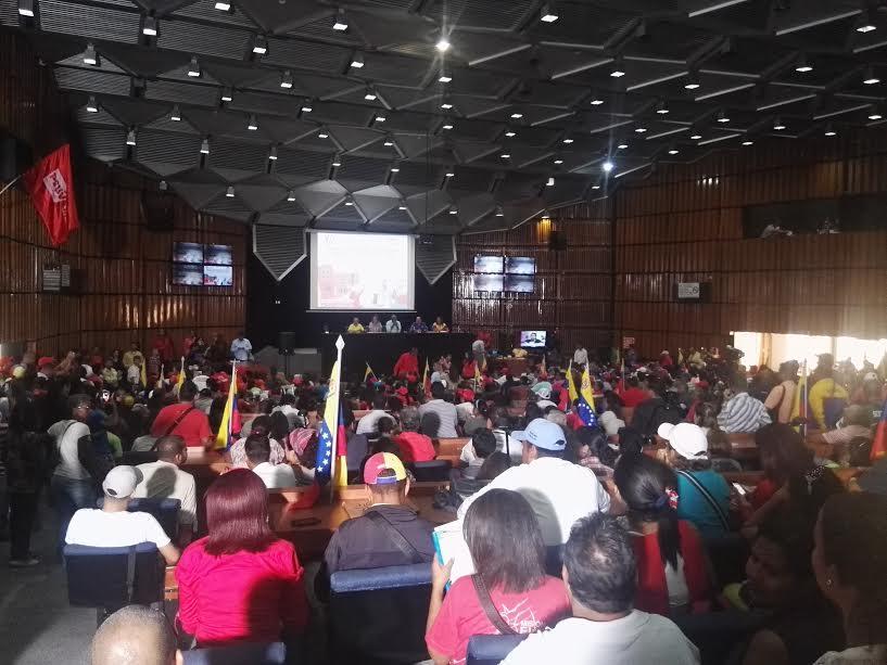 parque central plenaria